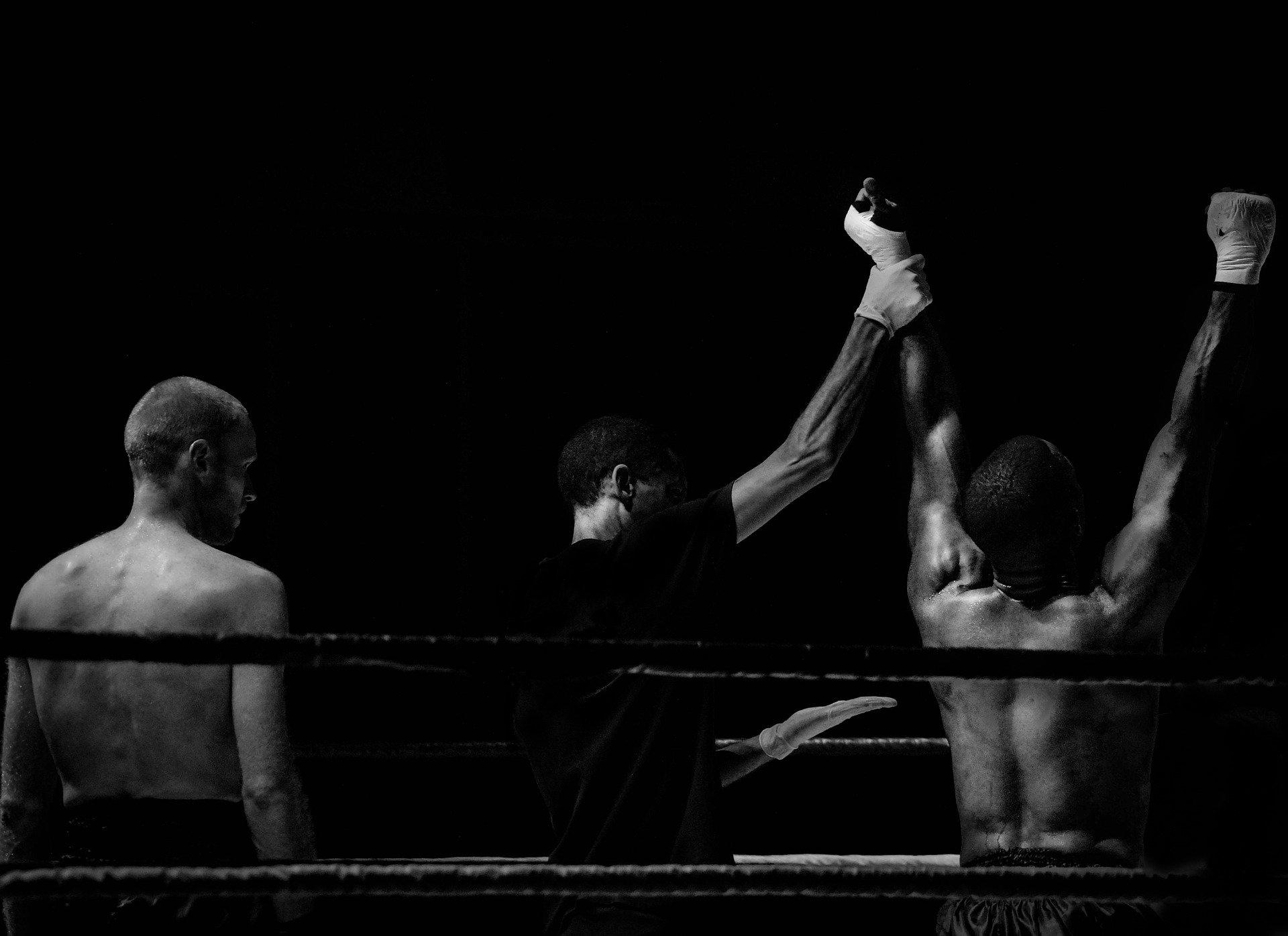 Autorski program rozwoju osobistego łączący elementy boksu i psychologii