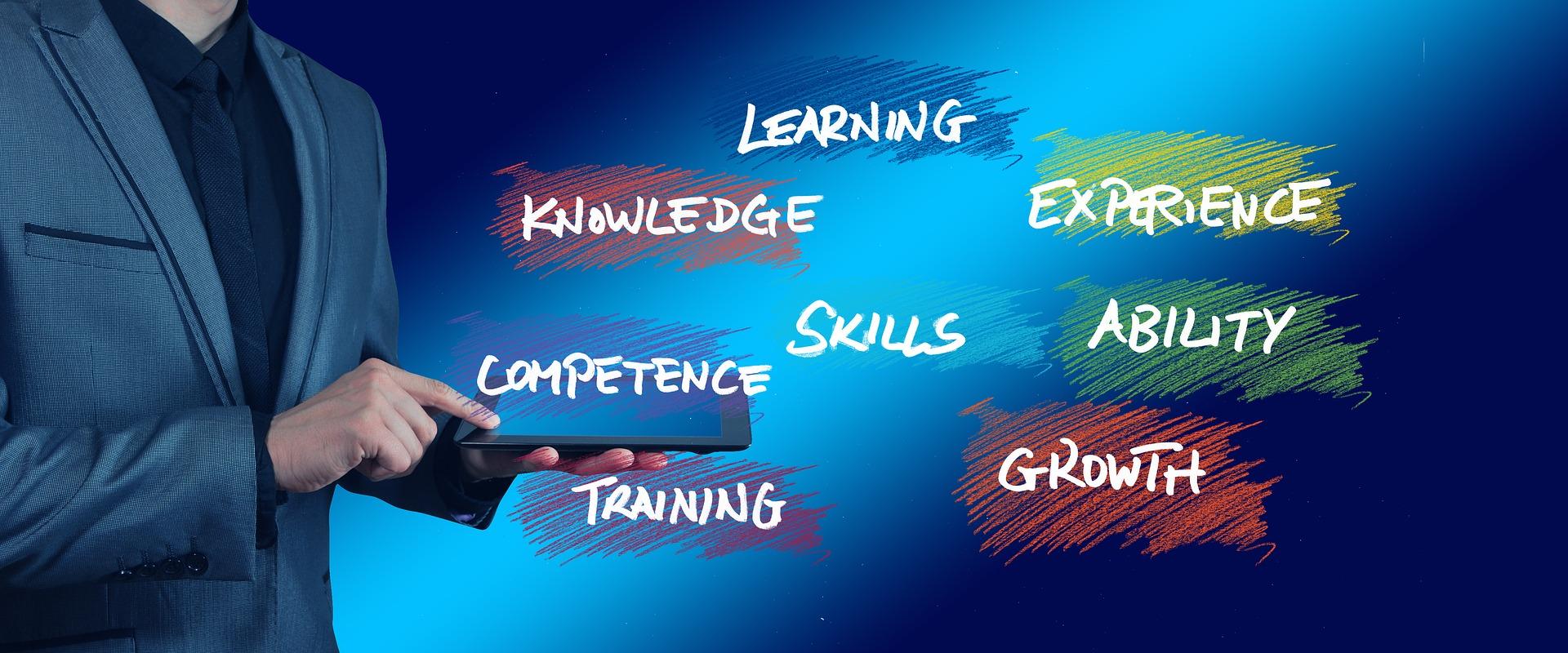 tworzenie / weryfikacja / audyt / budowanie ścieżek rozwoju,
